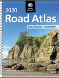 Rand McNally 2020 Road Atlas Midsize Easy Finder - Spiral