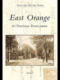 East Orange in Vintage Postcards