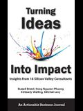 Turning Ideas Into Impact: Insights from 16 Silicon Valley Consultants