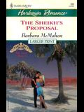 The Sheikh's Proposal (High Society Brides)