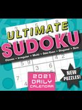 2021 Ultimate Sudoku Boxed Daily Calendar
