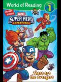 Marvel Super Hero Adventures: These Are the Avengers
