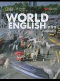 World English Intro: Student Book: 0 [With CDROM]