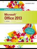 Enhanced Microsoft Office 2013: Illustrated Introductory, First Course, Spiral Bound Version
