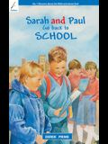 Sarah & Paul Go Back to School: Book 1: Discover about God and the Bible