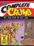 The Complete Crumb Comics: on the Crest of a Wave