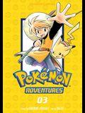 Pokémon Adventures Collector's Edition, Vol. 3, Volume 3