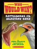 Rattlesnake vs. Secretary Bird (Who Would Win?), 15