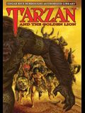 Tarzan and the Golden Lion: Edgar Rice Burroughs Authorized Library