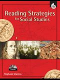 Reading Strategies for Social Studies, Grades 1-8 [With CDROM]