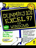 Dummies 101: Excel 97 For Windows (For Dummies)