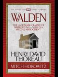 Walden (Condensed Classics): The Landmark Classic of Simple Living--Now in a Special Abridgment