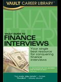 Vault Guide to Finance Interviews, 7th Edition