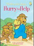The Berenstain Bears Hurry to Help (Berenstain Bears/Living Lights)