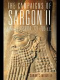 The Campaigns of Sargon II, King of Assyria, 721-705 B.C., Volume 55