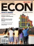 ECON Micro 2 (with Premium Web Site Printed Access Card and Review Cards) (Available Titles CourseMate)