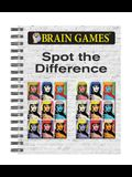 Brain Games - Spot the Difference