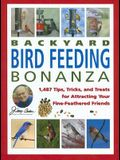 Jerry Baker's Backyard Bird Feeding Bonanza: 1,487 Tips, Tricks, and Treats for Attracting Your Fine-Feathered Friends (Jerry Baker Good Gardening series)