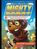 Ricky Ricotta's Mighty Robot vs. the Stupid Stinkbugs from Saturn (Ricky Ricotta's Mighty Robot #6), 6