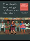The Heath Anthology of American Literature, Volume E: Contemporary Period, 1945 to the Present