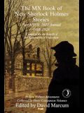 The MX Book of New Sherlock Holmes Stories Part XXVII: 2021 Annual (1898-1928)