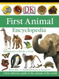 First Animal Encyclopedia (Dk First Reference Series)