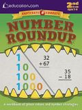 Number Roundup: A Workbook of Place Values and Number Strategies