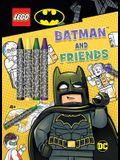 Lego(r) Batman(tm): Batman and Friends