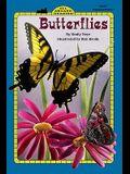 Butterflies (Turtleback School & Library Binding Edition) (All Aboard Reading: Level 1)