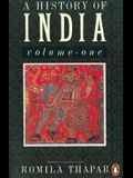 A History of India: Volume 1 (Penguin History)
