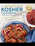 The Instant Pot(r) Kosher Cookbook: 100 Recipes to Nourish Body and Soul