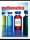 Mathematics with Allied Health Applications