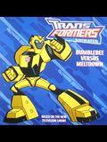 Transformers Animated: Bumblebee versus Meltdown (Transformers Animated (Harper Entertainment))