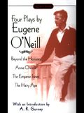 Four Plays by Eugene O'Neill: Anna Christie; The Hairy Ape; The Emperor Jones; Beyond Thehorizon