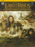 The Lord of the Rings Instrumental Solos: Flute, Book & Online Audio/Software [With CD]