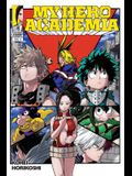 My Hero Academia, Volume 8