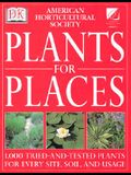 Plants for Places