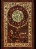 Plato: Five Dialogues: Euthyphro, Apology, Crito, Meno, Phaedo (Royal Collector's Edition) (Case Laminate Hardcover with Jack