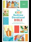 The Kids' Bedtime Devotional Bible: Featuring Art from the Popular 365 Classic Bedtime Bible Stories