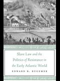 Slave Law and the Politics of Resistance in the Early Atlantic World