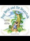 Pug Benji and the Beanstalk
