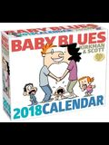 Baby Blues 2018 Day-to-Day Calendar