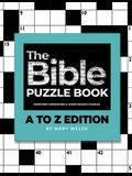 The Bible Puzzle Book: A to Z Edition