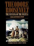 The Winning of the West, Volume 4: Louisiana and the Northwest, 1791-1807