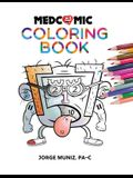 Medcomic: Companion Coloring Book