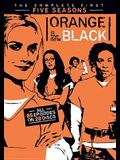 Orange Is the New Black: Seasons 1-5
