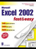 Microsoft Excel 2002 Fast & Easy