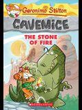 The Stone of Fire (Geronimo Stilton Cavemice #1), 1