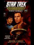 Invasion #1: First Strike (Star Trek, Book 79)