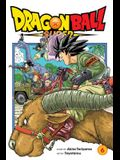 Dragon Ball Super, Vol. 6, Volume 6